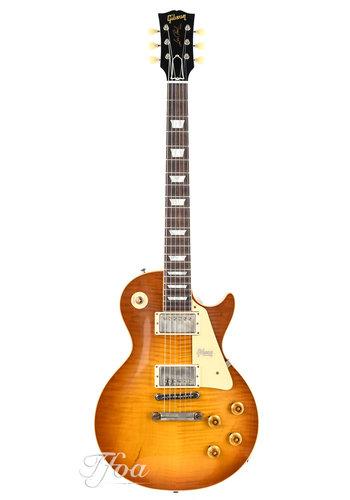 Gibson Gibson Custom Les Paul 1959 Standard Royal Teaburst VOS