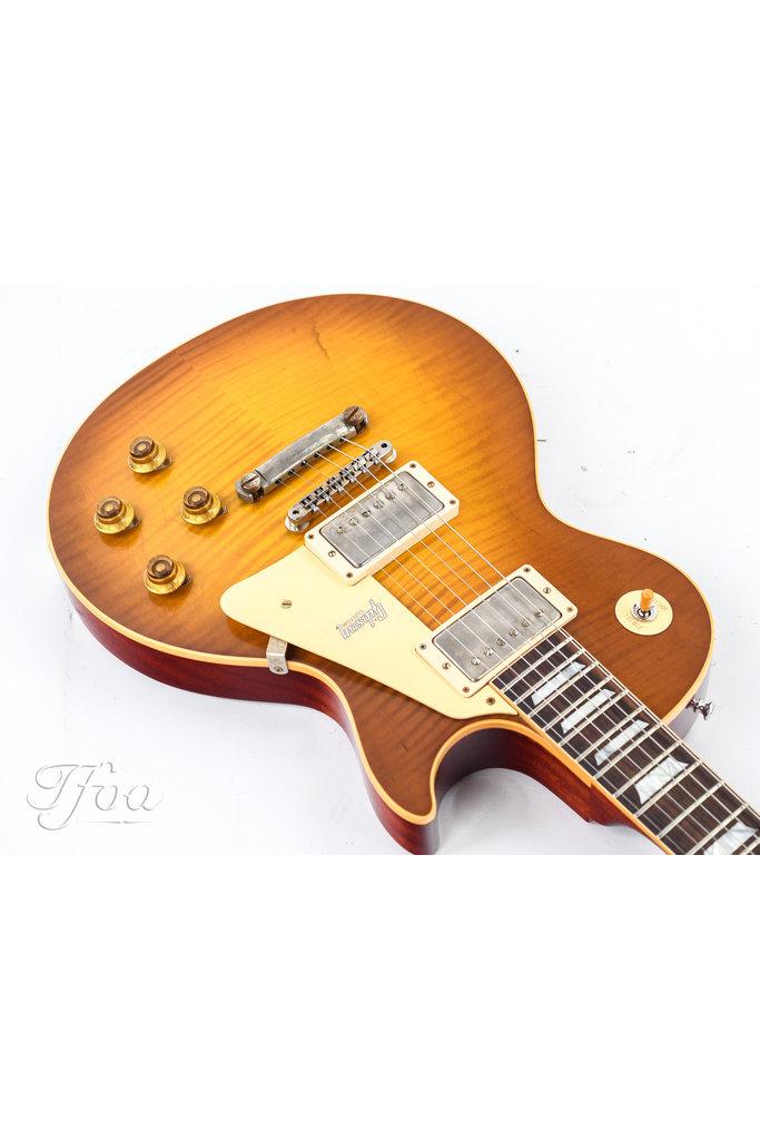 Gibson Custom Les Paul 1959 Standard Royal Teaburst VOS