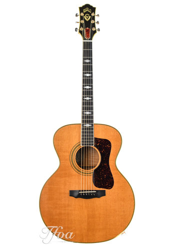 Guild Guild F44 1984 Flamed Maple - Spruce