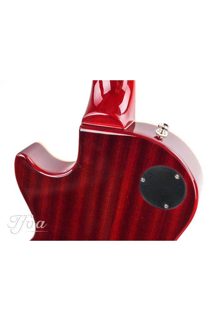 Epiphone Les Paul Standard PlusTop Pro Blood Orange