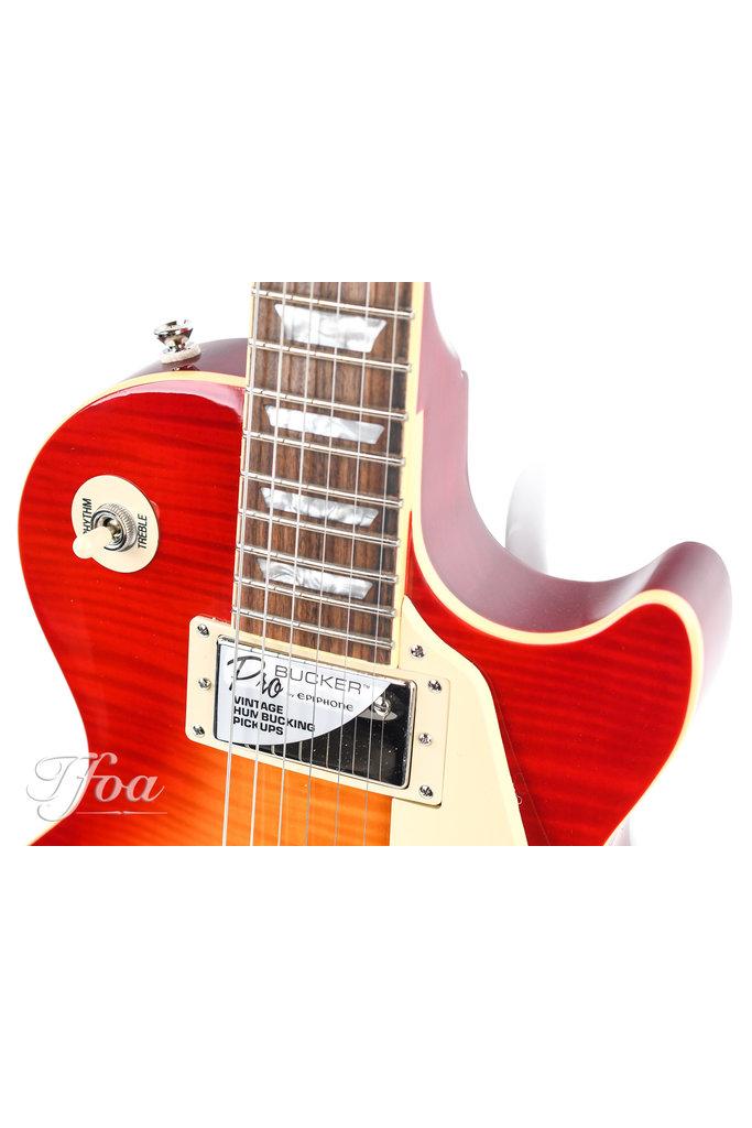 Epiphone Les Paul Standard PlusTop Pro Heritage Cherry Sunburst