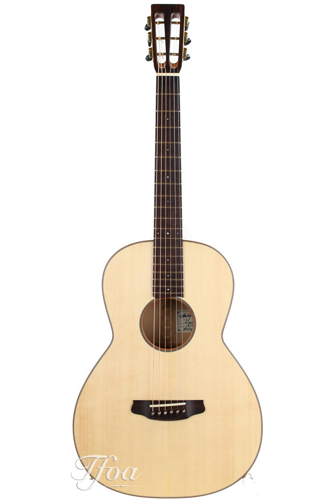 Andy Manson Kingfisher 12 Fret Spanish Cypresse Spruce
