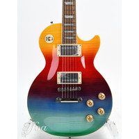 Epiphone Limited Edition Les Paul Tribute Plus Outfit Rainbow
