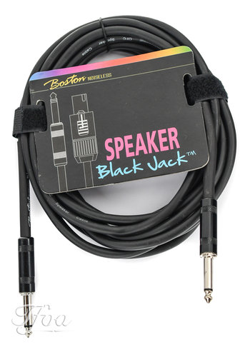 Boston Boston SC-210-5 Speaker Cable Black Jack