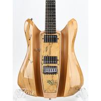 RKS Dave Mason Custom Wood USA Guitar 2015