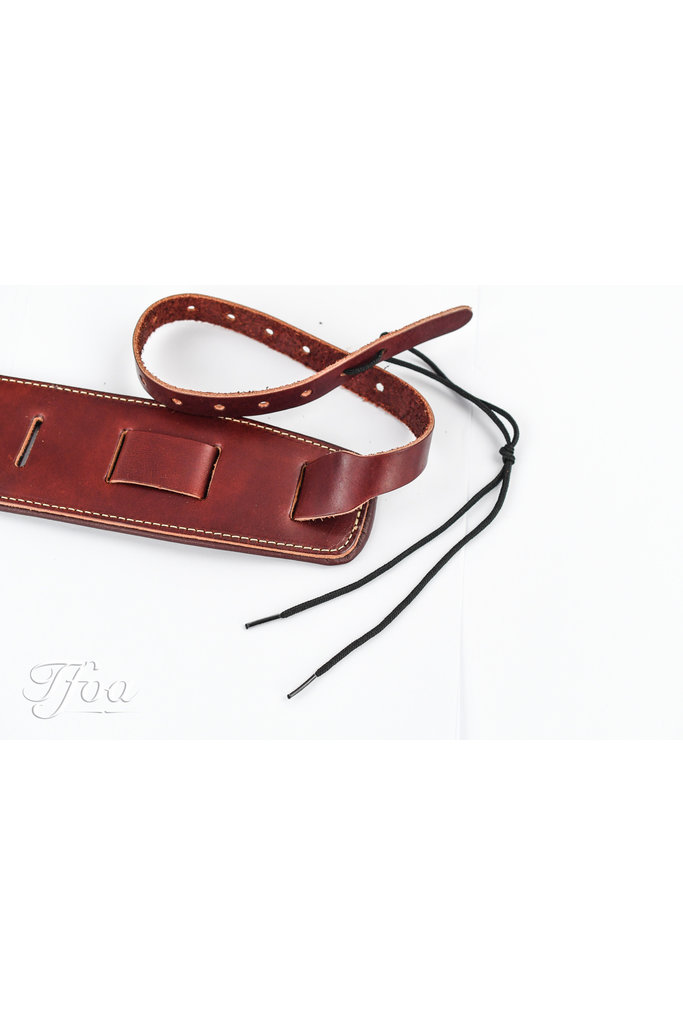 Deering Latigo Leather Banjo Strap