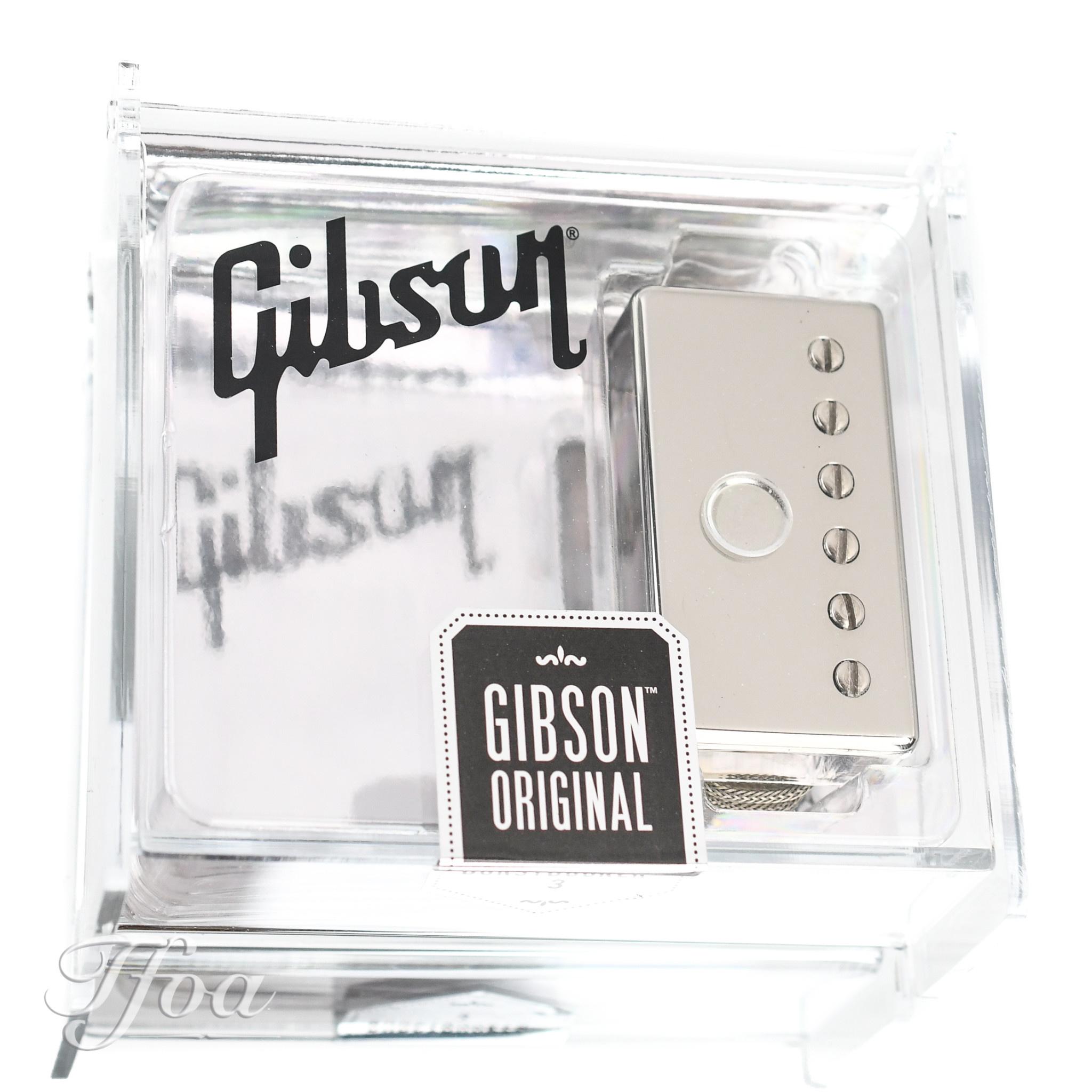 Gibson Burstbucker 3 Nickel