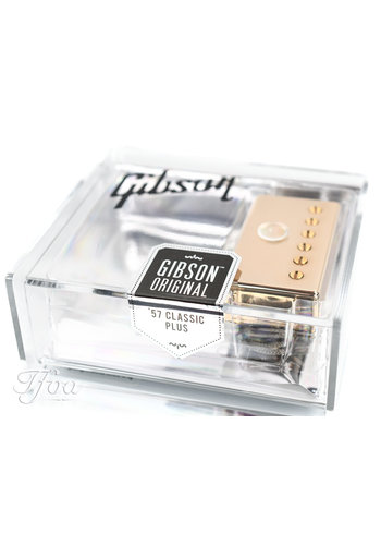 Gibson Gibson 57 Classic Plus Gold Cover Pickup