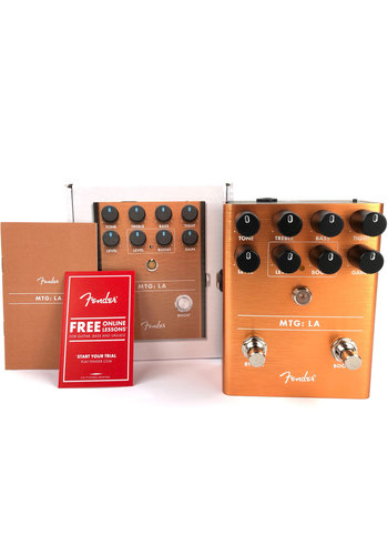 Fender Fender MTG:LA Distortion Pedal