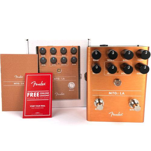 Fender Fender MTG:LA Distortion Pedal