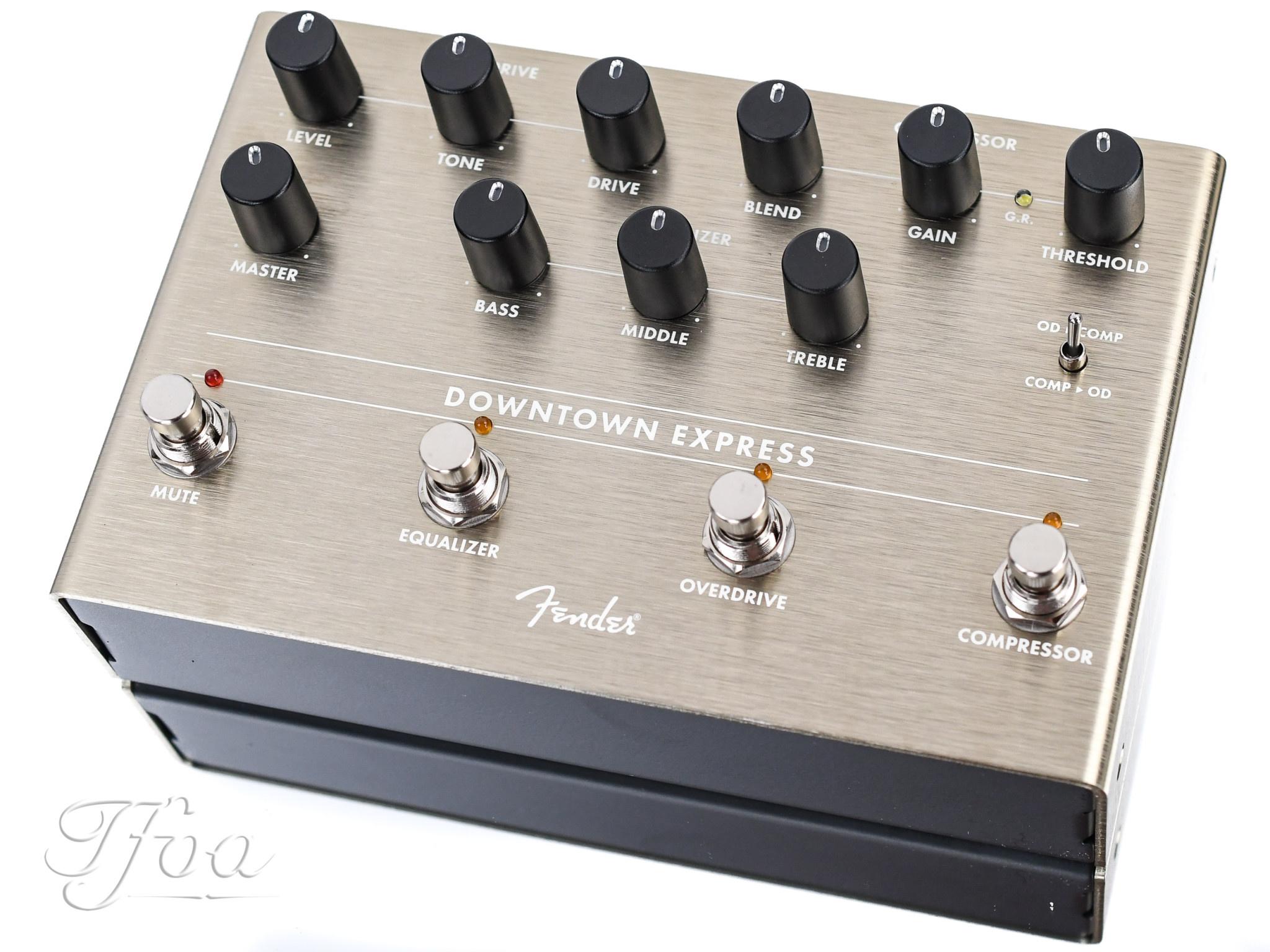 Fender Downtown Express Bass Pedal