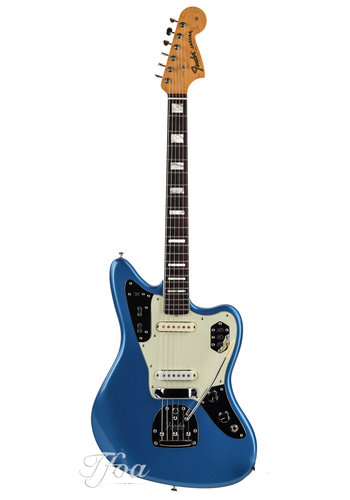 Fender Fender 50th Anniversary Jaguar Lake Placid Blue 2012