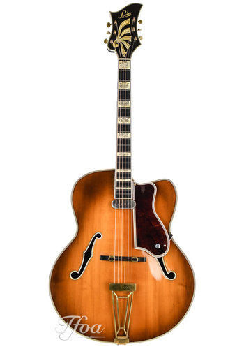 Levin Levin Model 1 Deluxe Archtop 1951