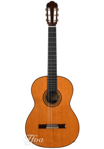 Kohno Masaru Kohno 20  Concert gitaar BRW Spruce 1975