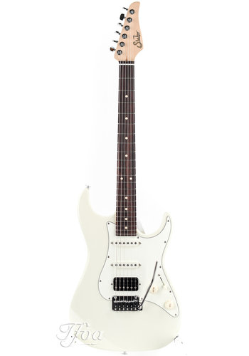 Suhr Suhr Classic Antique S HSS Olympic White RW