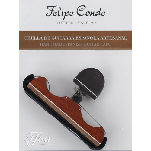 Felipe Conde Felipe Conde Cejilla Artesanal de Madera Mod. F Capo