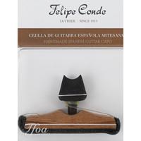 "Felipe Conde Cejilla Artesanal ""Media Luna"" Capo"