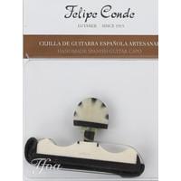 Felipe Conde Cejilla Artesanal de Madera y Hueso Modelo A1. Capo