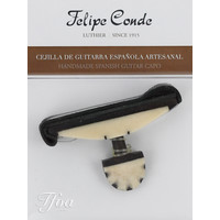 Felipe Conde Cejilla Artesanal de Madera y Hueso Mod. A Capo