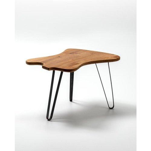 Ruwdesign Ruwdesign Solid Oak Guitar Side Table Firebird