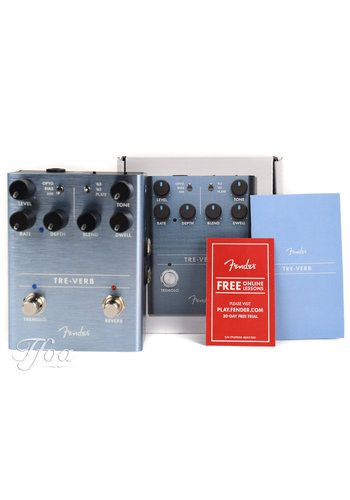 Fender Fender Tre-Verb Tremolo and Reverb