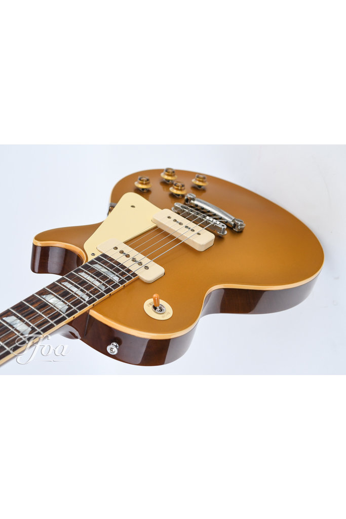 Gibson Les Paul 1956 Reissue Goldtop VOS 2018 Near Mint