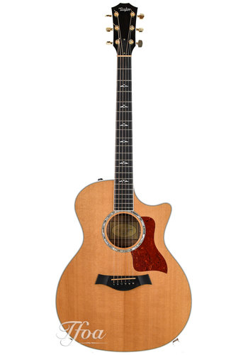 Taylor Taylor 614ce Quilt Flamed Maple 2010