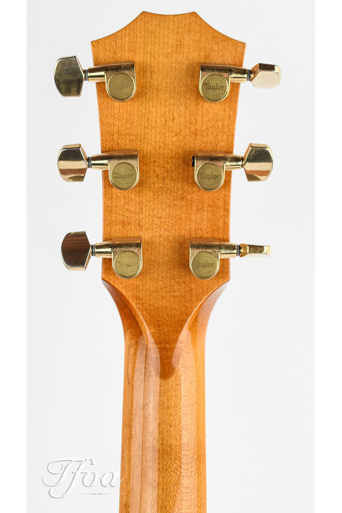 Taylor 614ce Quilt Flamed Maple 2010
