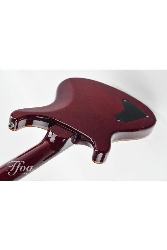 PRS Custom 22 Scarlet Red 2001