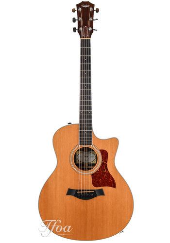 Taylor Taylor 416ce Fall Limited Cedar Rosewood 2013