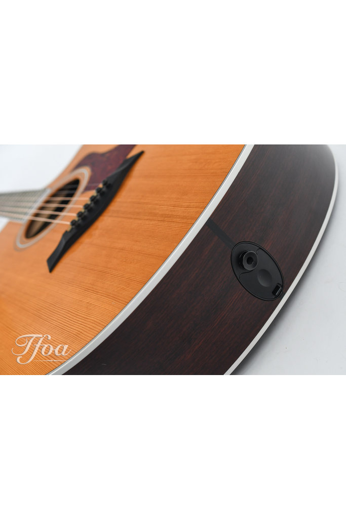 Taylor 416ce Fall Limited Cedar Rosewood 2013