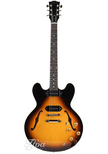 Gibson Gibson ES335 Dot P90 Vintage Burst