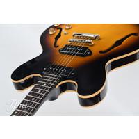 Gibson ES335 Dot P90 Vintage Burst