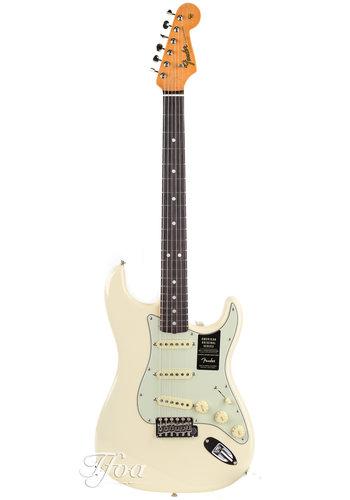 Fender Fender American Original 60s Stratocaster Olympic White