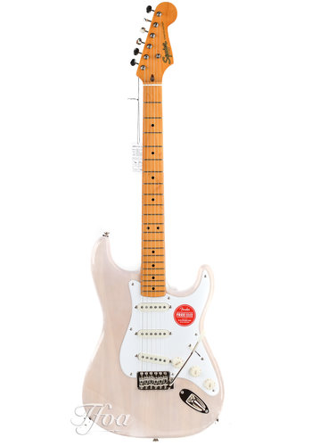 Squier Squier Classic Vibe 50s Stratocaster White Blonde