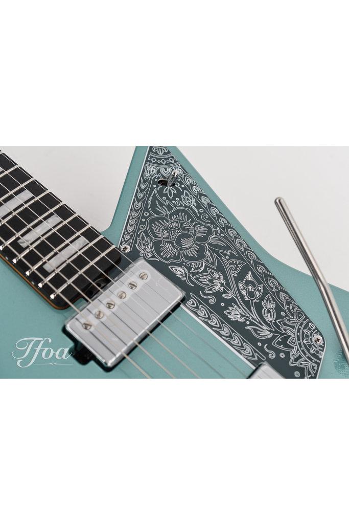 Music Man Mariposa Dorado Green