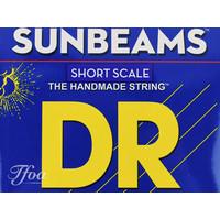 DR Strings Sunbeams Shortscale 45-105 bass 5