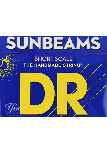 DR Strings DR Strings Sunbeams Shortscale 45-105