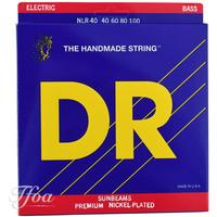 DR Strings Sunbeams NLR40 40-100 Premium Nickel bass 4