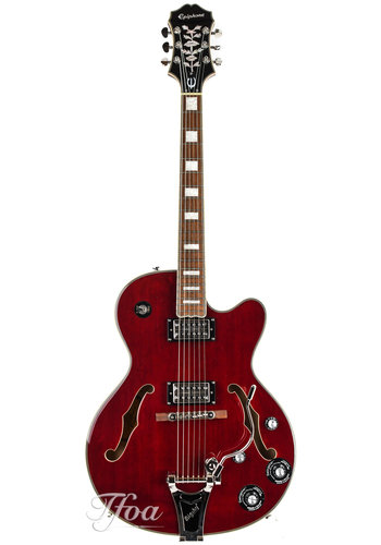 Epiphone Epiphone Emperor Swingster Wine Red