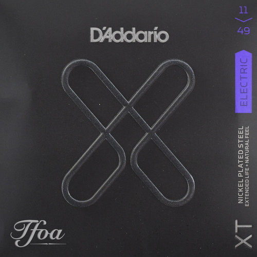 D'Addario D'addario XTE1149 Electric 11-49