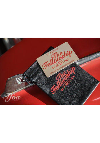 TFOA Gift Voucher €10