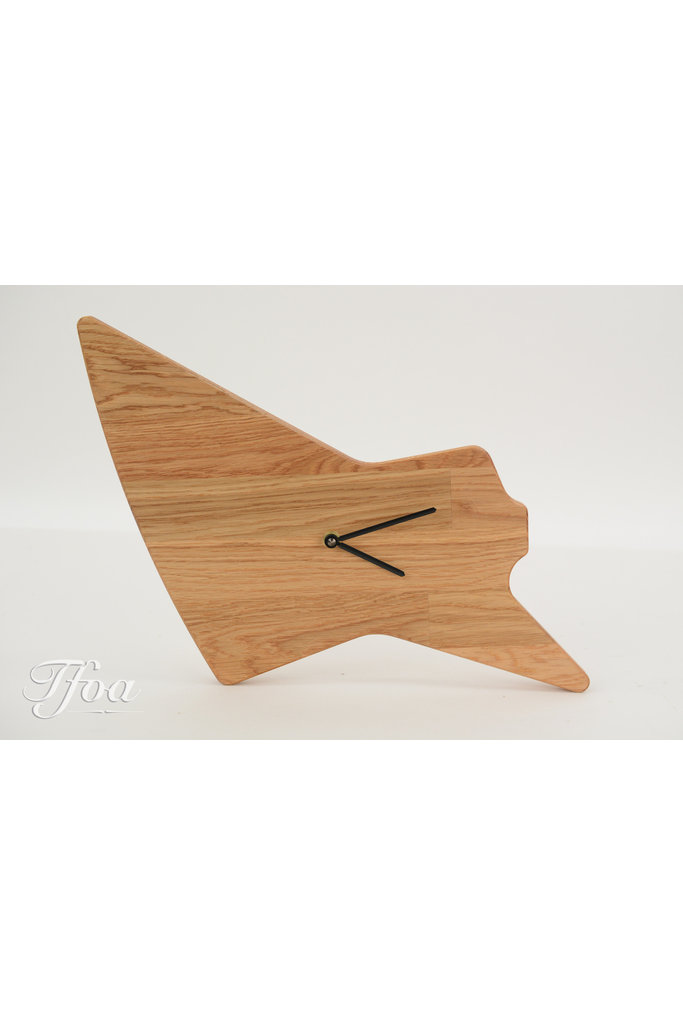 Ruwdesign Guitar Clock Explo