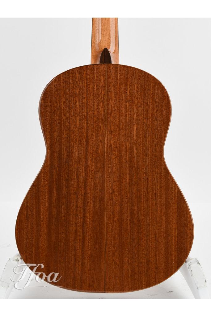 Salvador Cortez CC22-BB 1/2 size Bambino Solid top