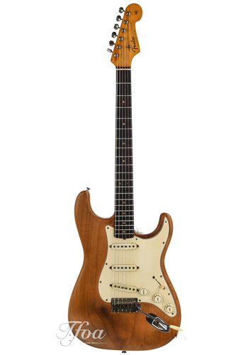 Fender Fender Stratocaster 1964 Natural - played with Sting