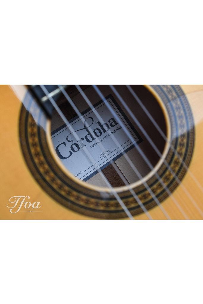 Cordoba 45FM Recent Near Mint