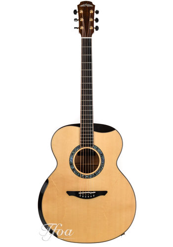 Avalon Avalon L2 350B Double bevel Australian Blackwood