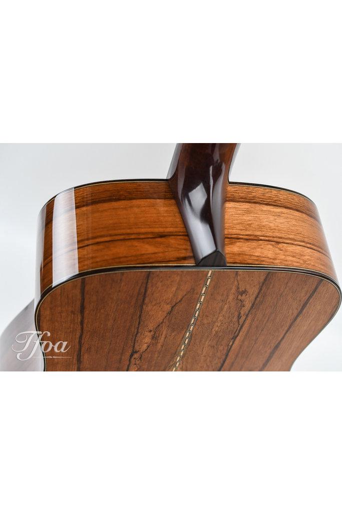Bourgeois D Wood Deluxe Peruvian Adirondack 2014 Mint
