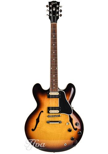 Gibson Gibson ES335 Figured Tobacco Sunburst 2011