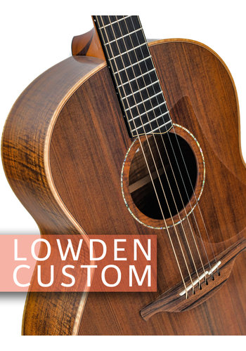 Lowden Deposit: Lowden Custom Building Slot